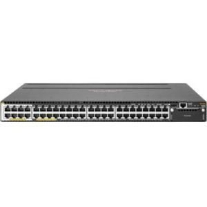 HPE ARUBA 3810M 40G 8SR POE+ 1-SLOT SWITCH MANAGED LIFE WTY NO PSU