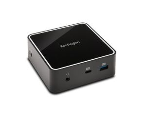 Kensington SD2400T Thunderbolt 3 Dual 4K Nano Dock With Power Delivery