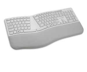 Kensington Pro Fit ErgonoMic Wireless Keyboard Grey