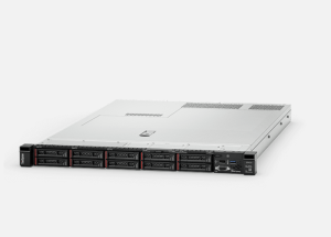 Lenovo ThinkSystem SR630 1U Rack Server Intel Xeon 4210 32GB HDD