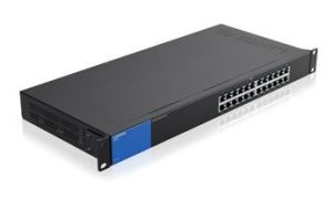 Linksys LGS124 24-Port Gigabit Unmanaged Switch