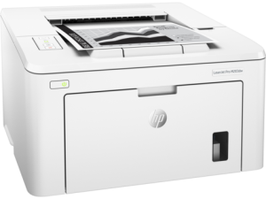 HP LaserJet Pro M203dw Monochrome Duplex Wireless Laser Printer