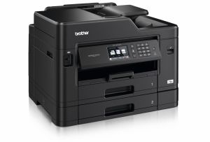 Brother Business Inkjet Multi-Function With A3 Printing Capability  Wireless Networking And Fax
