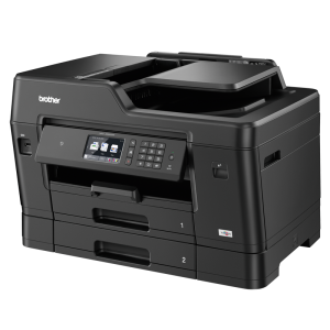 Brother Professional A3 InkJet Multi-Function Centre with 2-Sided Printing Dual Paper Trays and A3 2-Sided Scanner