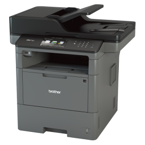 Brother Wireless High Speed Mono Laser Multi-Function Centre With 2-Sided Printing & Scan