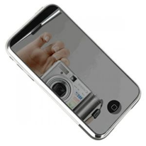 Screen Protector for iPhone 3G (Mirror)