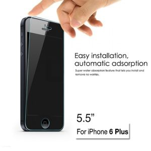 Tempered Glass Screen Protector for 5.5 inch Apple iPhone 6 Plus