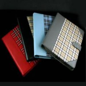 Leather Carry Chess board Design for iPad