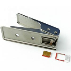Micro Sim Card Cutter for iPad iPhone 4G 4S