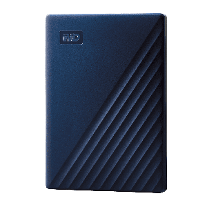 WD My Passport 2TB For Mac Portable Hard Drive Blue