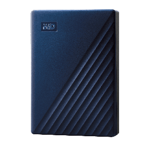 WD My Passport 4TB For Mac Portable Hard Drive