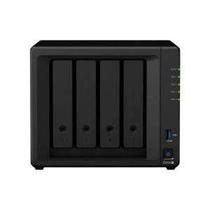 Synology DiskStation DS420+ 4 Bays NAS - Diskless