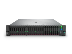 HPE DL385 Gen10+ AMD 7302 32GB SATA/SAS 2.5