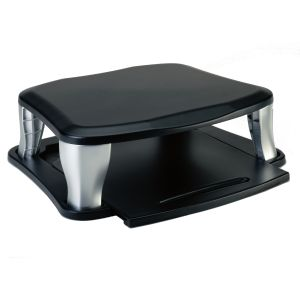 TARGUS UNIVERSAL MONITOR STAND UP TO FOUR USB DEVICESSLIDEOUT TRAY FOR LAPTOP