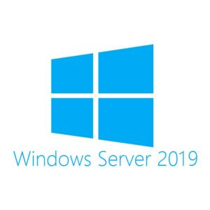 Microsoft Windows Server 2019 Standard Base License and Media 16 Core with 10 User CALs