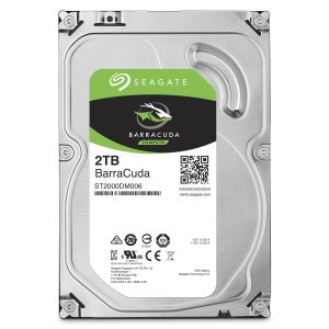 Seagate Barracuda Desktop Internal 3.5