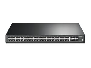 TP-Link Jetstream 52-Port Gigabit Stackable L3 Managed Switch
