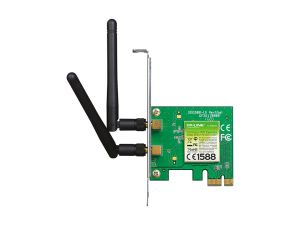 TP-LINK TL-WN881ND, WIRELESS-N PCI-E ADAPTER 300MBPS ANT(2) 3YR