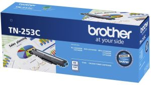 Brother Cyan Toner Cartridge  (1300 Pages)