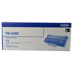Brother TN-3490 Mone Laser Toner - Ultra High Yield