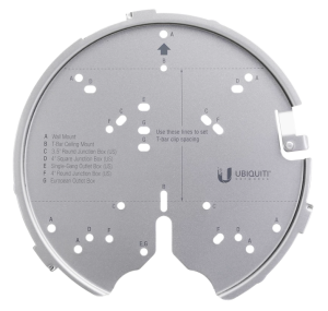Ubiquiti Versatile Mounting System For UAP AC PRO UAP AC HD UAP AC SHD And Above