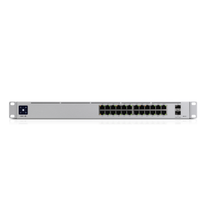 Ubiquiti UniFi 24 port Managed Gigabit Layer2 and Layer3 switch with auto-sensing