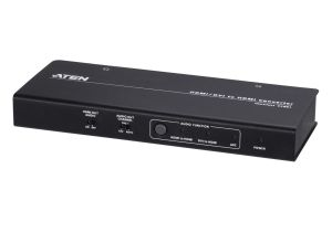 Aten 4K HDMI/DVI to HDMI Converter with Audio De-Embedder