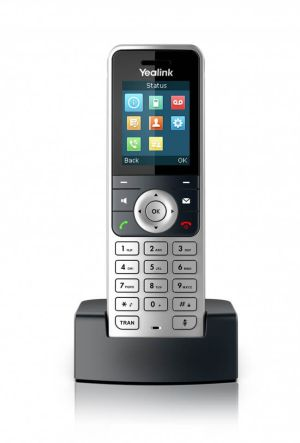 Yealink W53H SIP DECT IP Phone Handset To Suit W53P DECT Systems
