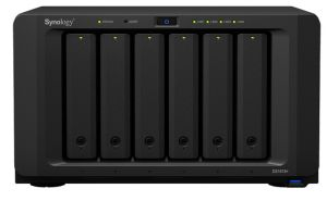 Synology DiskStation DS1618+ 4GB 6 Bays NAS - Diskless