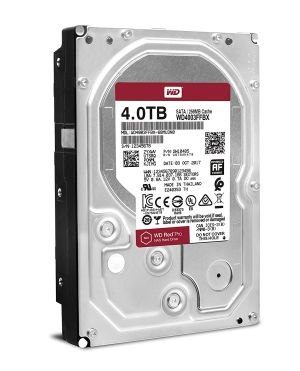 WD 4TB Red Pro 256Mb 3.5