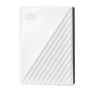 Western Digital My Passport 2TB White External HDD